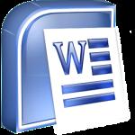 MS Word икона